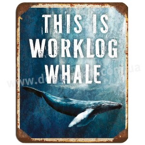 This is worklog whale