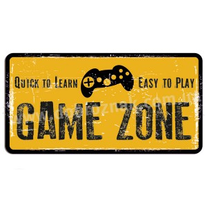 Game ZONE!