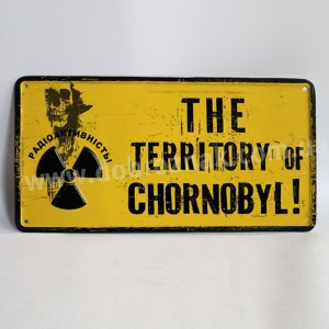 The territory of chornobyl!