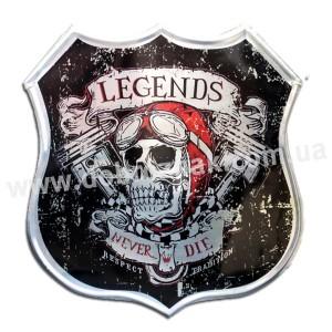 Legends never die!