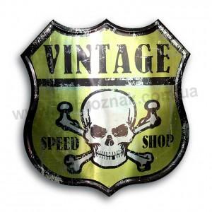 VINTAG SPED SHOP
