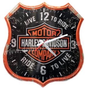 HARLEIY DAVIDSON!