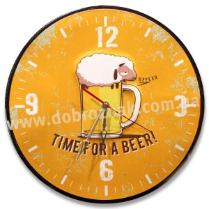 Time for a BEER!