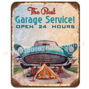 The best garage service