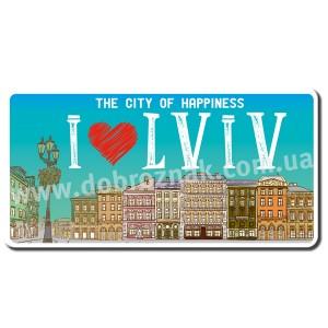 I LOVE LVIV