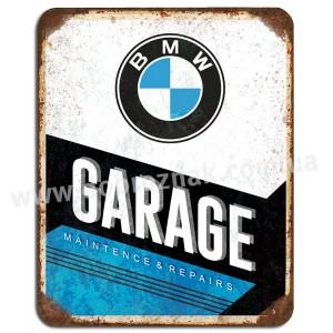 BMW GARAGE!