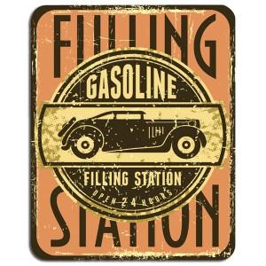 Fulling station