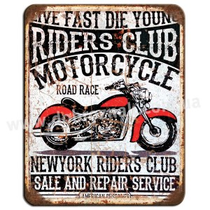 Riders club!
