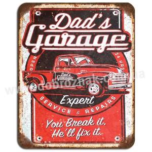 """Dad""""s Garage"""