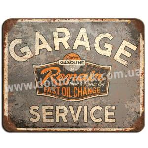 Garage service!