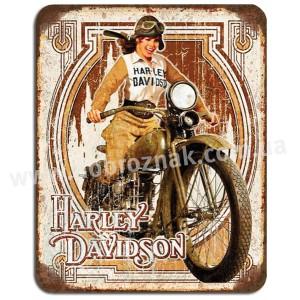 Harley babe!