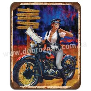 Classik moto