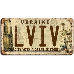 Lviv retro