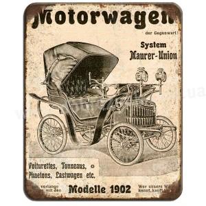 Motorwagen