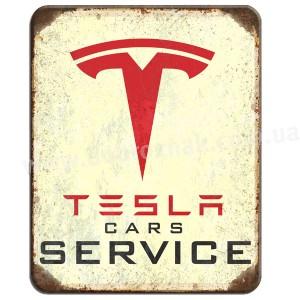 Tesla SERVIS