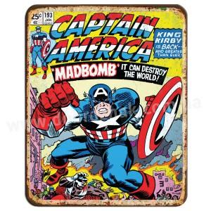 Капітан Америка!
