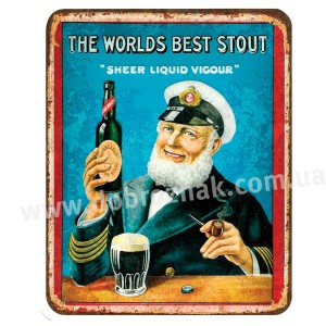 The worlds best stout!