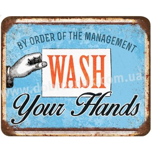WASH Your Hends