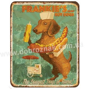 "Frankie""s Hot Dog"