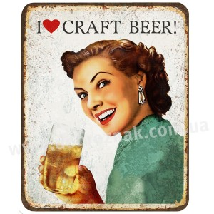 I love craft BEER!