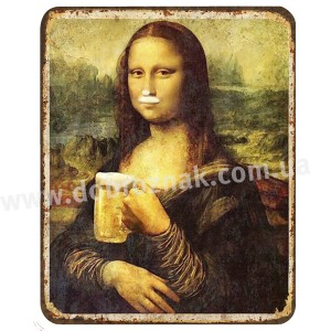 Mona Lisa!