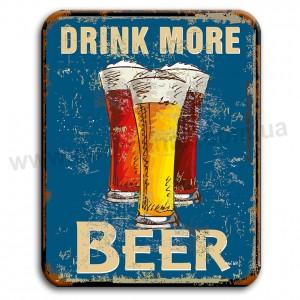 Drink more BEER!