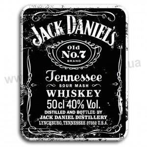 Jack Daniel's!