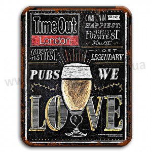 Pubs we Love!