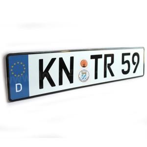 Номерний знак Німеччини