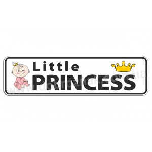 Little princess!
