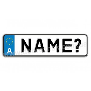 Закажите Ваше имя!